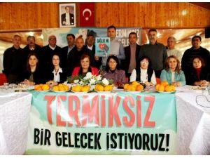 Daçe Üyeleri Erzin Çalıştayında Buluştu