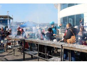 1. Hamsi Festivali Rize'de Gerçekleştirildi
