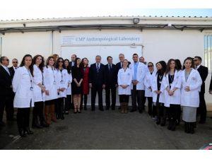 Kıbrıslı liderler, 2015 yılının son görüşmesini gerçekleştirdi