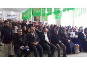 HDP'li Akdoğan: AKP'nin isteği Kürt halkının iradesini kırmaktır