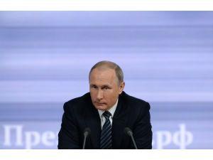 Putin: Avrupa, bağımsızlığının bir kısmını ABD'ye verdi