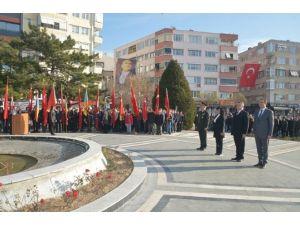 Atatürk'ün Kırklareli'ne Gelişinin 85. Yıldönümü Kutlandı