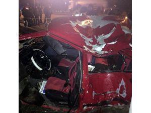 Samsun'da Trafik Kazası: 2 Ölü, 3 Yaralı
