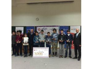 Türkiye'nin Zeka Şampiyonları Belli Oldu