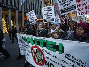 Donald Trump'a New York'ta büyük tepki