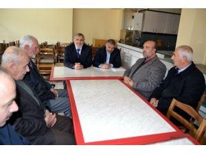 STK Temsilcileri İle İstişare Toplantısı Düzenlendi