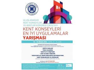 İstanbul Aydın Üniversitesi 'Kent Konseyleri En İyi Uygulamalar' Yarışması Düzenliyor