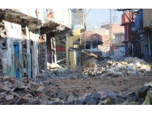 Diyarbakır Sur Operasyonundan Kareler