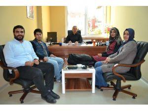 Yüreğir Gençlik Merkezi İle Saki-der Arasında Protokol İmzalandı