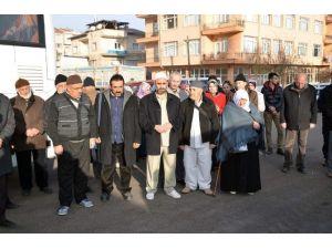 Nevşehir'de 2015 Yılının Son Umrecileri Uğurlandı