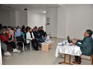 Çat Belediye Başkanı Duru, Kyk'da Kariyer Günlerine Konuşmacı Olarak Katıldı