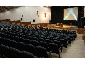 Fırat Üniversitesi Atatürk Kültür Merkezi Yenilendi