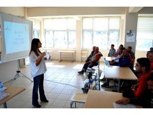 Çiğli Belediyesi Personeline İş Sağlığı Ve Güvenliği Eğitimi