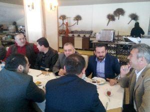 ATSO'da Müşterek Meslek Komitesi Toplantısı Tamamlandı