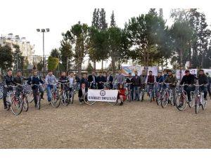 ADÜ, Bisiklet Kullanımını Teşvik Ediyor