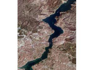Göktürk-2 uydusu İstanbul'u fotoğrafladı