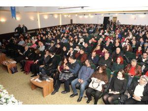 Türk Dünyası Müzik Topluluğu'ndan Eskişehir'de Konser