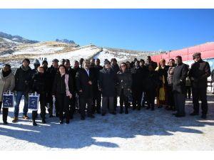 Büyükelçiler Kayseri'ye Hayran Kaldı