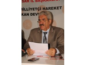 Demirel: AK Parti, süslü sözlerle 17-25'in üzerini örtmeye çalışıyor