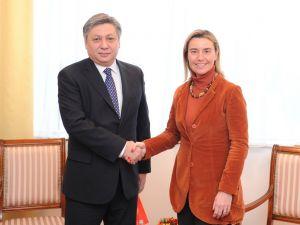 AB Yüksek Komiseri: Orta Asya Avrupa Birliği için önemli