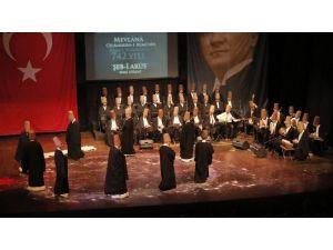"""Antalya'da """"Şeb-i Arus Töreni"""" Büyüledi"""