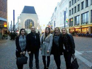 Türkiye Gençlik Konfederasyonu, Almanya'da Gençlerin Sorunlarını Dinledi