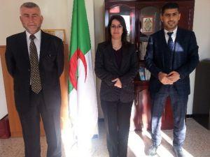 BÜ'den Cezayir Üniversite İle İşbirliği Atağı