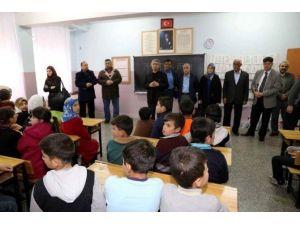 Adıyaman Belediyesi'nden Suriyeli Öğrencilere Yardım