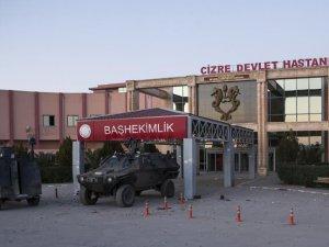 Şırnak'ta sağlık hizmetlerinde aksama yok
