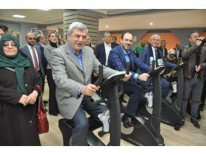 Kocaeli'nin Örnek Spor Merkezi Başiskele'de