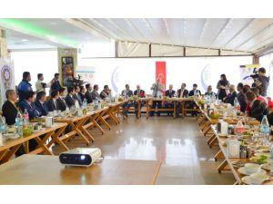 Kırşehir'de EDES kapanış toplantısı yapıldı