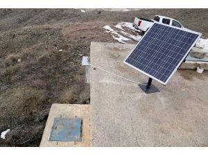 Gümüşhane Köylerinde Güneş Enerjili Klorlama Dönemi