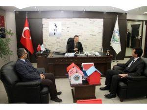 Talas Belediyesi Ve Bahçeşehir Koleji'nden Örnek Proje