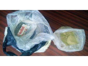 Uyuşturucu Bulunan Araçtaki 4 Kişi Tutuklandı