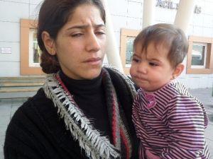 Suriyeli Anne Çocukları İçin Canını Siper Etti