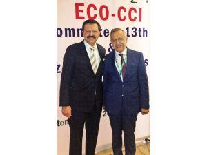 Anıl, Eco Ccı Sanayi Ve Yatırım Komitesine Başkanlık Yapacak