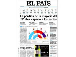 İspanya basını: Hükümet havada