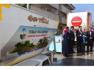 """Tokat'ta """"Temizlik"""" Çalışmaları"""