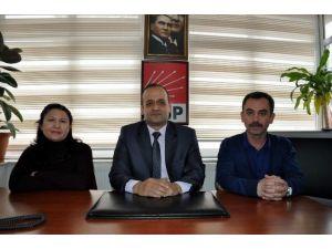CHP İl Başkanlığı İçin Dr. Süleyman Kurt Adaylığını Açıkladı