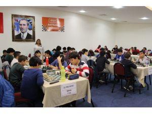 Antalya Küçükler Satranç İl Birinciliği 11 Ve 12 Yaş Turnuvası