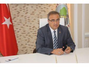 Başkan Karaçoban'dan TOKİ Açıklaması