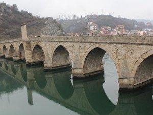 TİKA Bosna Hersek'teki Sokollu Mehmet Paşa Köprüsü'nün restorasyonunu tamamladı