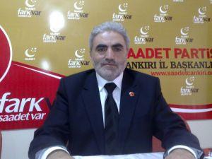 SP İl Başkanı Uzun'dan Ömer Çelik'in 'İsrail dostumuz' açıklamasına tepki
