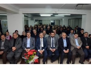AK Parti Afyonkarahisar Merkez İlçe Danışma Meclis Toplantısı