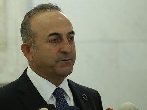 Dışişleri Bakanı Çavuşoğlu'ndan Rusya'nın Suriye'deki saldırılarına tepki
