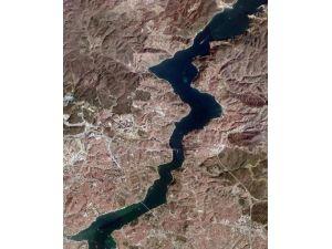 TSK, Göktürk-2 Uydusundan Çekilen İstanbul Fotoğrafını Yayınladı