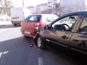Malkara'da Trafik Kazası