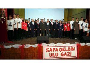 Atatürk'ün Edirne'ye Gelişinin 85. Yıl Dönümü Törenlerle Kutlandı