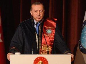 Cumhurbaşkanı Erdoğan Bursa'da konuştu: Anadolu büyüklüğünde vicdanımız var