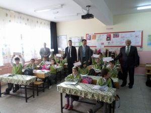 Bolvadin'de Trafik Güvenliği Projesi Uygulanmaya Başlandı